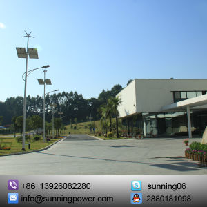 Sunning 300W 5 Blades China Cheap Home Wind Turbine pictures & photos
