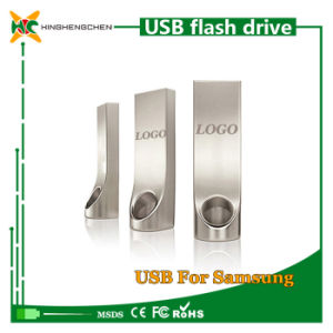 Promotional Gift USB Flash Drive for Samsung Custom Logo pictures & photos