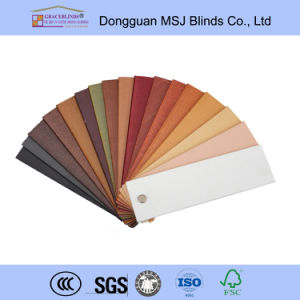 2.5 Inch Blade Stain Color Tier on Titer Wooden Shutter pictures & photos