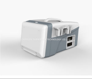 Ce Approved 10.4-Inch Medical Handheld Diagnostic Equipment Portable Ultrasound pictures & photos