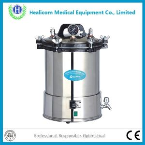Yx-280 Portable Pressure Steam Sterilizer pictures & photos