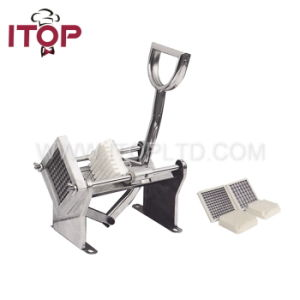 Manual Fresh Potato Chips Making Machine (MH005) pictures & photos