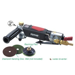 5′′ Wet Air Sander/Polisher (Water-Feed Type) (AT-185WL) pictures & photos
