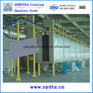 Powder Coating Equipment Electrostatic Painting Line pictures & photos