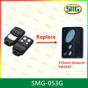Top Quanlity Gliderol Clone Remote, Clone TM-305c Rolling Code, 315MHz