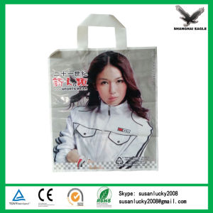HDPE Epi Plastic Bag with Loop Handle Wholesale pictures & photos
