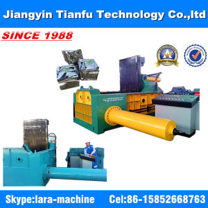 Y81-2500 Push out Automatic Hydraulic Press Scrap Metal Baler pictures & photos