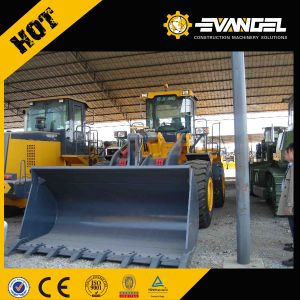 Hot Sale Wheel Loader Brand Lw500f with Ce Certificate pictures & photos