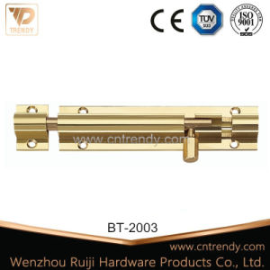 Window & Door Brass Material Latch Lock Bolt pictures & photos
