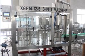 3000-4000bph 500ml Complete Drinking Mineral Water Bottling Filling Line pictures & photos