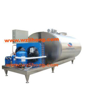 Stainless Steel Direct Expansion Milk Chiller pictures & photos
