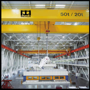 0.5t to 800t Double Beam Crane