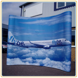 8ft Trade Show Stand/Magnetic Pop up Display pictures & photos