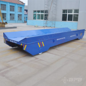 5t Motorized Transport Bogie Powered by Mobile Cable (KPT-5T) pictures & photos