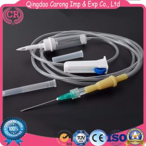 Disposable Safety Infusion and Transfusion Set pictures & photos