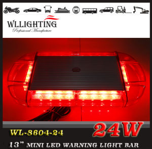 Amber LED Warning Signal Mini Lightbar pictures & photos