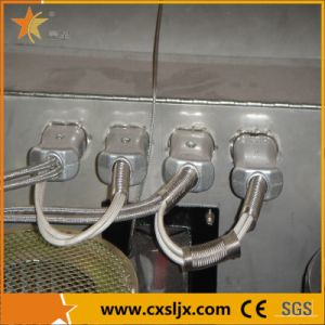 Sj Series Single Screw HDPE Pipe Extruder pictures & photos