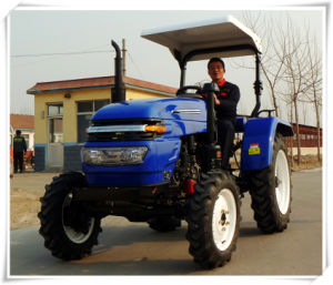 Small Case Tractor 40HP 4WD with Cheaper Price pictures & photos