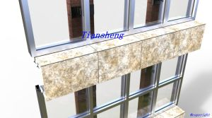 Curtain Wall/Glass Wall pictures & photos