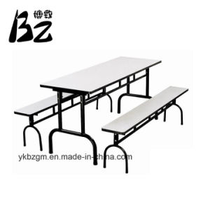 Steel Wood Dining-Table/School Furniture (BZ-0131) pictures & photos