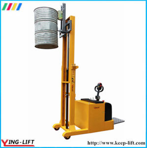 Counter Balance Full Electric Drum Stacker Yl420b pictures & photos