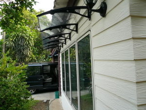 DIY Awnings/ Sunshade / Gazebos/ Shelter for Windows & Doors pictures & photos