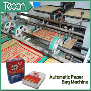 Pasted Valve Multiwall Paper Bags Making Machine pictures & photos