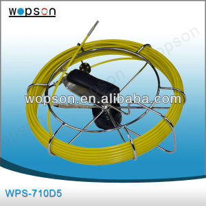 Mini Compact Wopson Sewer Snake Inspection Camera with Video Recording pictures & photos