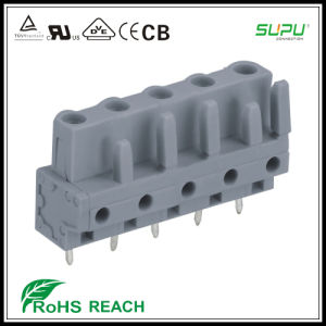 Supu 475 Female Terminal Blocks with Straigh/Angled Pin pictures & photos