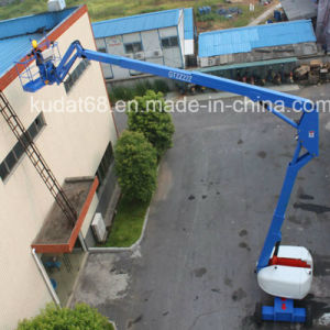 22m Self-Propelled Aerial Work Platform pictures & photos