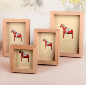 Nature Beech Wood Photo Frames pictures & photos
