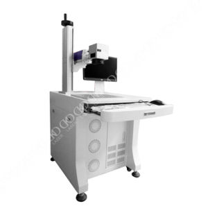Full Equipped Optical Green Laser Marking Machine for ABS PVC pictures & photos