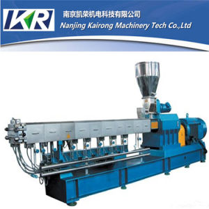 Recycle Material Nylon Extruding Machine for Granulation pictures & photos
