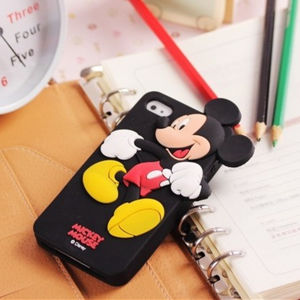 Cute Minion Despicable Me Silicone Cases for iPhone6 6s pictures & photos