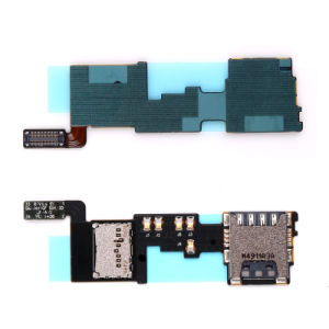 SIM Card Reader Flex Cable for Samsng Note 4 N910f