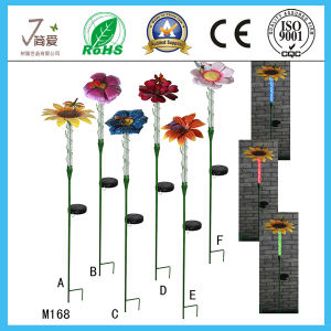 Flower Shape Iron Art and Crafts for Garden Decoration pictures & photos