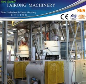 Large Capacity Horizontal Plastic Mixer System pictures & photos