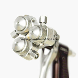 Manual Three Head Chrome Spray Gun (H-S2-C3)