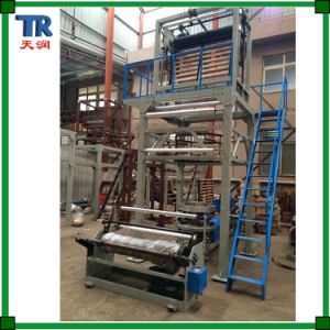 PE Poly Plastic Blown Film Machinery pictures & photos