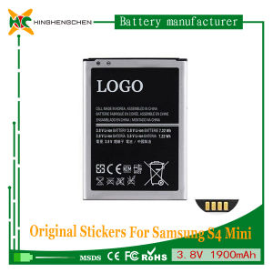 B500be Original Cell Phone Battery for Samsung S4 Mini I9190 1900mAh Li-ion Battery pictures & photos