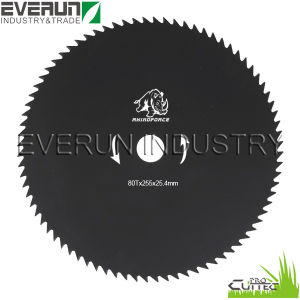 80t Circular Blade for Brush Cutter and Grass Trimmer pictures & photos
