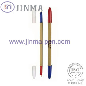 The Promotion Gifts Plastic Multi-Color Ball Pen Jm-M008 pictures & photos