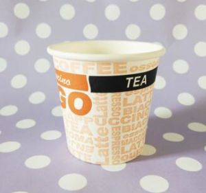 Food Grade Paper Cup for Food Packaging pictures & photos