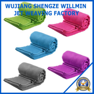 Microfiber Fast Drying Compact Absorbent Sport Travel Bath Car Outdoor Gym Towel pictures & photos
