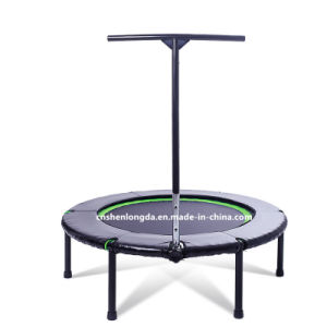 Adult Gymnastic Trampoline, 40′′ Fitness Trampoline, Customized Trampoline, pictures & photos
