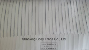 New Popular Project Stripe Organza Sheer Curtain Fabric 008245 pictures & photos