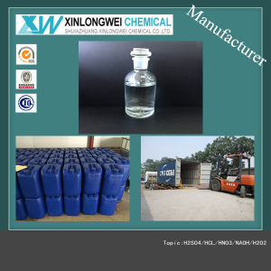 Oil, Textile, Paper, Industry Use Price for Sodium Hydroxide Liquid (NaOH) 50% pictures & photos