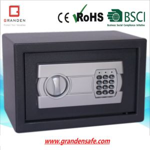 Electronic Safe Box for Home and Office (G-20EU) , Solid Steel pictures & photos
