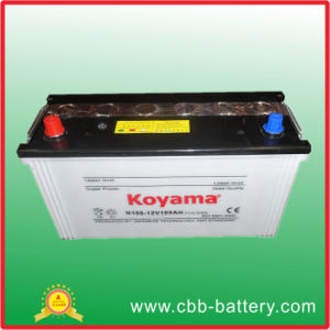 All Kinds of 12V Dry Charged Korean Auto Car Battery pictures & photos