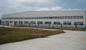 Industrial H Section Light Steel Building with Best Design and Fabrication (SL-0051) pictures & photos